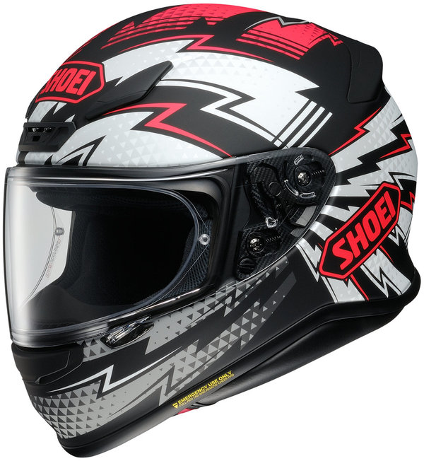 SHOEI Helm NXR Variable TC-1 rot matt - UVP 529,00 Euro