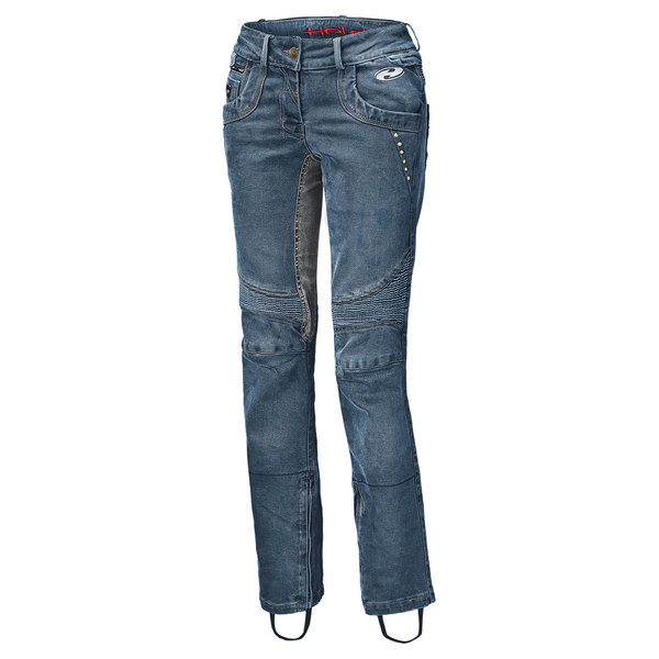 Held Road Queen Damen Motorradjeans blau UVP 329,95 Euro